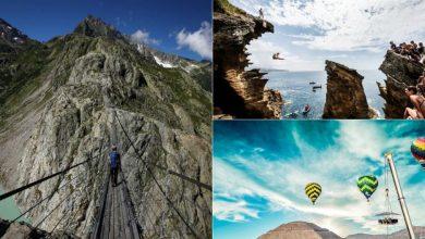 Photo of foto, video | #PrimaDată. Nebunie, înălțime și multă adrenalină. Cum să te pregătești pentru prima experiență extremă?