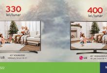 Photo of Televizoare smart LG de ultimă generaţie, la cele mai mici preţuri, în rate, la conectarea serviciului Smart TV de la Moldtelecom