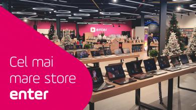 Photo of Dă-ți peste cap tot ce-ai știut despre shopping! Vino să vezi noul concept al magazinelor Enter