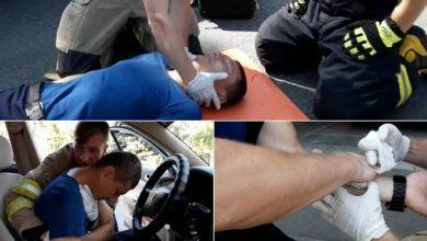 Photo of video | Ai devenit martorul unui accident rutier? Pompierul Dmitrii Polșcin îți spune cum (nu) trebuie să ajuți victima