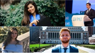 Photo of foto | Cu succese în străinătate și cu sufletul acasă. Cine au fost cei mai buni studenți moldoveni din diasporă în 2018?