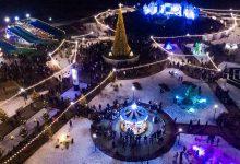 Photo of foto | Ilan Șor: La Târgul de Crăciun de la OrheiLand avem 7 tobogane de iarnă și un patinoar imens absolut gratuite