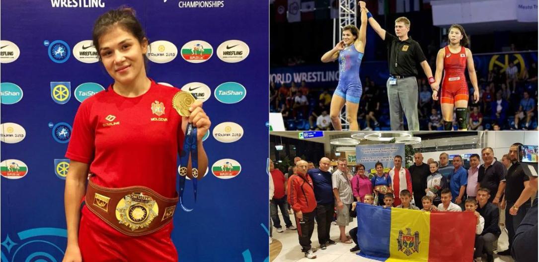 Photo of Eroina Săptămânii: Forță, ambiție, sacrificii! Moldoveanca Anastasia Nichita ne face mândri cu titlu de campioană mondială la lupte libere