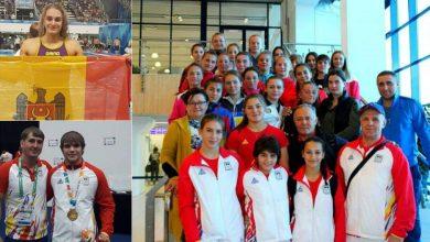 Photo of foto, video | #EroiiSăptămânii. Mai buni ca cei din SUA, Canada sau Brazilia. Performanţele olimpicilor moldoveni ne-au dus faima în lumea întreagă