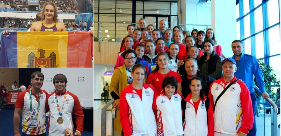 Photo of foto, video   #EroiiSăptămânii. Mai buni ca cei din SUA, Canada sau Brazilia. Performanţele olimpicilor moldoveni ne-au dus faima în lumea întreagă