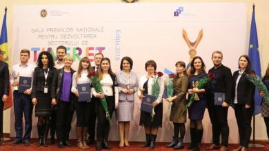 Photo of #EroiiSăptămânii. Luptă zi de zi pentru a dezvolta țara. Cine sunt tinerii din Moldova premiați în acest an pentru implicare și activism?