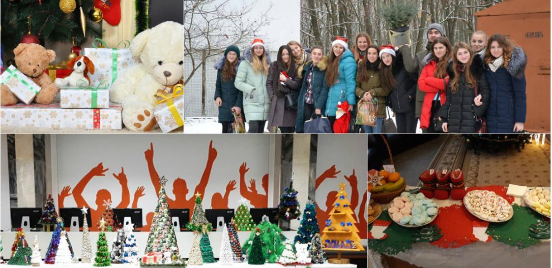 Photo of #EroiiSăptămânii. Au dăruit hăinuțe, dulciuri și multe zâmbete. Zeci de moldoveni au devenit spiridușii lui Moș Crăciun