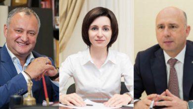 Photo of foto, video | Mulțumiri, concluzii și urări de sănătate. Ce mesaje de felicitare au transmis politicienii în ajunul Revelionului?