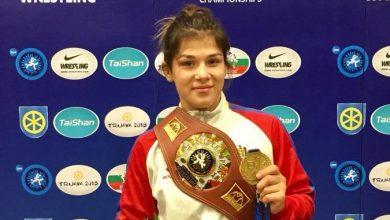 Photo of Vrea să-și facă țara mândră și în India. Moldoveanca Anastasia Nichita va participa la un nou campionat de lupte libere
