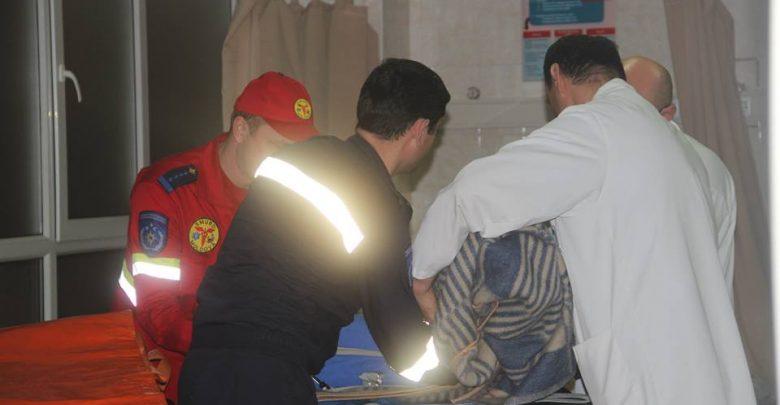 Photo of foto, video   Intervenție SMURD: O femeie, transportată în Moldova, după ce a suferit un accident la Cluj