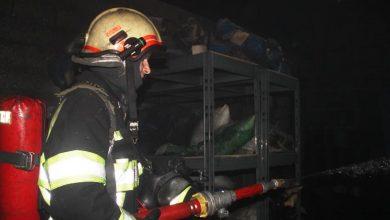 Photo of foto, video | Un depozit din Chișinău, cuprins de flăcări. Incendiul a afectat o încăpere de 600 de metri