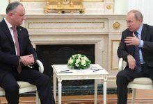 Photo of Zis și făcut? Dodon afirmă că a obținut permisiunea transportării produselor moldovenești în Rusia prin Ucraina