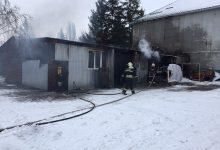 Photo of foto, video | Încă un dezastru cauzat de o butelie de gaz. Un garaj a ars complet în urma exploziei