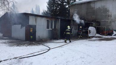 Photo of foto, video   Încă un dezastru cauzat de o butelie de gaz. Un garaj a ars complet în urma exploziei