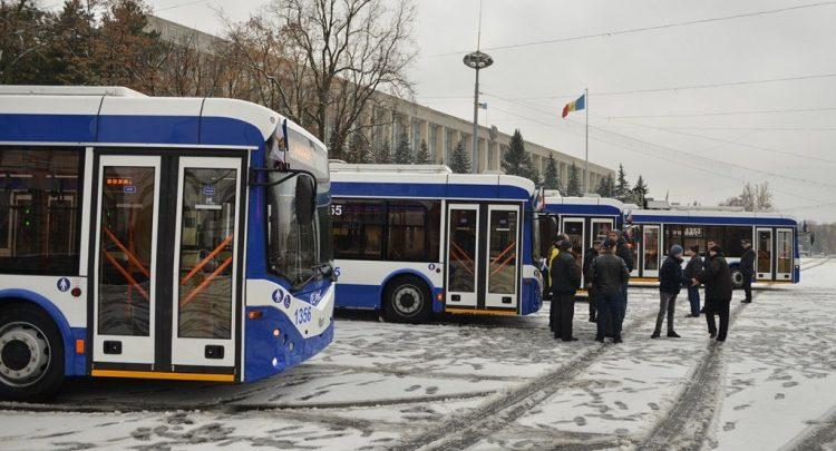 Photo of foto | În capitală a fost lansată o nouă rută de troleibuz. Pe unde circulă aceasta?