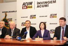 """Photo of Membrii PAS și PPDA, numiți de Candu """"Blocul șomerilor"""": """"Nu le place să muncească, dar vor în Parlament"""""""