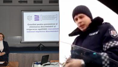 Photo of Polițistul care a vorbit în limba română cu un șofer găgăuz, din nou criticat. Reacția Consiliului pentru egalitate