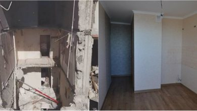 Photo of foto, video   Au revenit din nou acasă. Locatarii blocului afectat de explozie și-au primit cheile de la apartamentele renovate