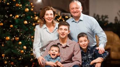 Photo of Și pe 25 decembrie, și pe 7 ianuarie. Igor Dodon a felicitat moldovenii cu ocazia Crăciunului pe stil vechi