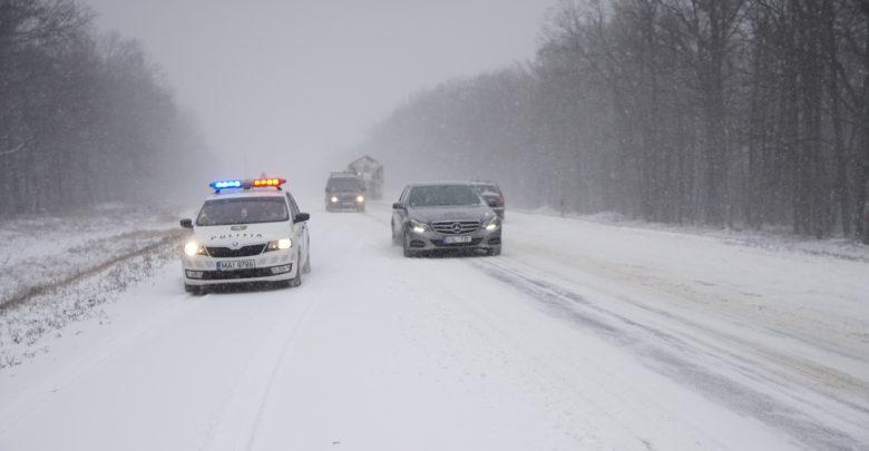 Photo of foto | Cod Galben de ninsori: Înainte de a porni la drum, verifică online starea drumurilor naționale