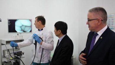 Photo of foto   Investiții de zeci de mii de dolari. Spitalul Raional din Ialoveni, dotat cu echipament modern