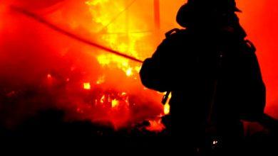 Photo of foto, video | Incendiu la o întreprindere de producere a brichetelor din Hîncești. Pompierii au luptat cu focul timp de 7 ore