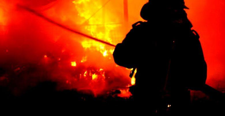 Photo of foto, video   Incendiu la o întreprindere de producere a brichetelor din Hîncești. Pompierii au luptat cu focul timp de 7 ore