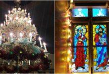 Photo of foto, video   Magia Crăciunului a cuprins biserica din Ghidighici. Maxim Melinti a îmbrăcat casa Domnului în straie de sărbătoare