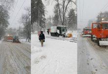 Photo of foto, video | În Chișinău se lucrează la deszăpezirea străzilor de 36 de ore neîntrerupt. Codreanu: Colegi, vă mulțumesc!