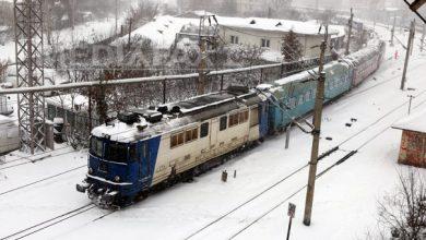 Photo of Tragedie pe calea ferată de la Fălești. O femeie de 77 de ani a murit după ce a fost lovită de un tren marfar