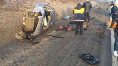 Photo of foto | Un automobil s-a răsturnat lângă Mărăndeni. Patru persoane, transportate la spital cu diverse traumatisme