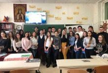 Photo of foto | Tinerii de la Universitatea de Vest din Timișoara au dat startul Caravanei Educației în țara noastră. Vor ajunge, în curând, și în liceul tău