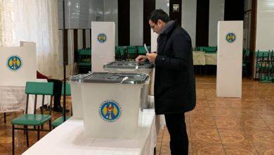 """Photo of """"Am votat pentru Moldova"""". Chiril Gaburici și-a îndeplinit datoria de cetățean"""