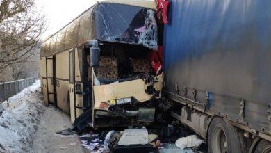 Photo of foto | Un alt accident din Ucraina a provocat moartea unui moldovean. Bărbatul conducea un autobuz de pe ruta Moscova-Tiraspol