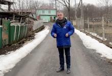 Photo of video | Sergiu Sârbu face campanie pe realizările democraților în localitatea de baștină a Maiei Sandu