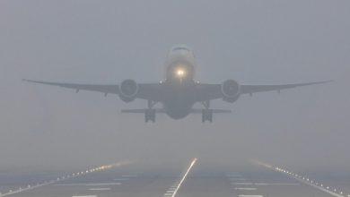 Photo of tabel | Ceața le dă bătăi de cap companiilor aeriene. Două zboruri, anulate la Aeroportul Internațional Chișinău