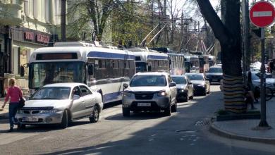 Photo of Transportul public pe strada Tighina, reluat. Lucrările programate până la sfârșitul lunii martie au fost amânate din cauza vremii