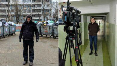 """Photo of #EroulSăptămânii. Și-a salvat propria viață, contribuind la curățenia din cartierul său. Află povestea lui Vitalie – boschetarul de """"ieri"""""""