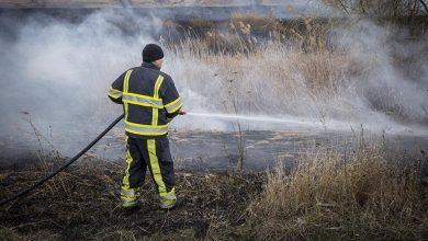 Photo of Peste 50 de incendii de vegetație în toată țara: Aproape 200 de hectare de iarbă au ars doar în ultimele 24 de ore