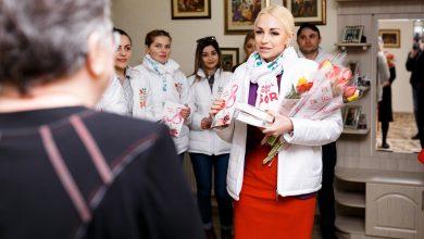 Photo of foto | Fiecare femeie, membră a Partidului ȘOR, a primit cadouri din partea liderului formațiunii