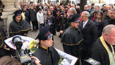 Photo of foto | A făcut să plângă o Moldovă întreagă. Viorel Mardare, condus pe ultimul drum