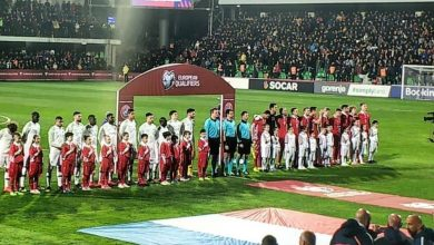 Photo of Meciul Moldova – Franța s-a încheiat cu scorul de 1:4. Golul de onoare a fost dat de fotbalistul Vladimir Ambros