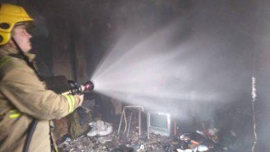 Photo of foto   Focul i-ar fi luat viața. Cadavrul unui bărbat, depistat după lichidarea unui incendiu la Cornești