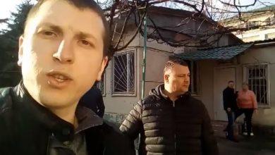 Photo of video | Pavel Grigorciuc, reținut pentru 72 de ore. Activistul este acuzat de huliganism și s-a ales cu dosar penal