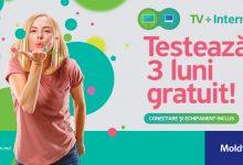Photo of Testează gratuit, timp de 3 luni, Televiziunea interactivă şi Internetul de mare viteză de la Moldtelecom. În plus, primești cadou o cartelă Unite Prepay
