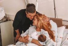 Photo of foto   Vor împărți dragostea la trei. Bloggerița Cristina Gheiceanu și soțul ei au devenit părinți pentru prima dată