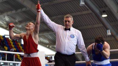 Photo of video | Un boxer moldovean a ajuns în finala Campionatului European Under 22. Cu cine a luptat sportivul?