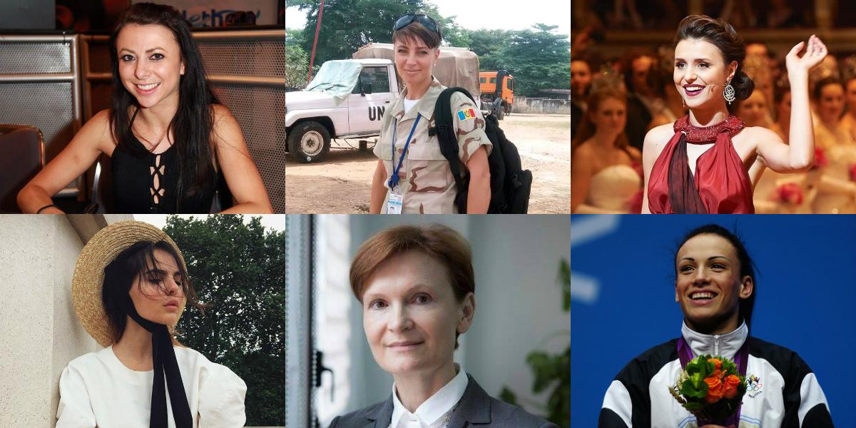 Photo of foto   Frumoase, curajoase, inteligente și puternice. 20 de femei din Moldova care și-au lăsat amprenta în istoria țării noastre