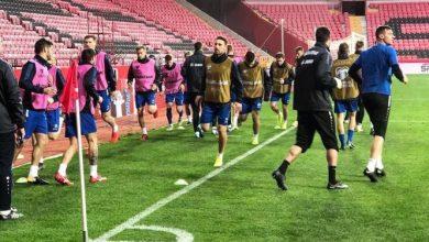 Photo of O nouă înfrângere pentru Moldova. Echipa națională de fotbal, învinsă de turci cu scorul de 4:0