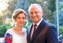 """Photo of Galina Dodon descrie relația cu șeful statului: """"Cum m-a apucat de mână, așa mă ține"""""""